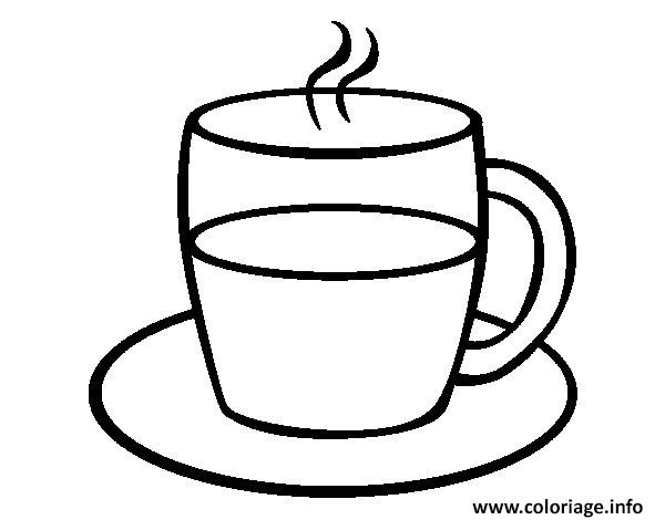 coloriage tasse de cafe en verre. Black Bedroom Furniture Sets. Home Design Ideas