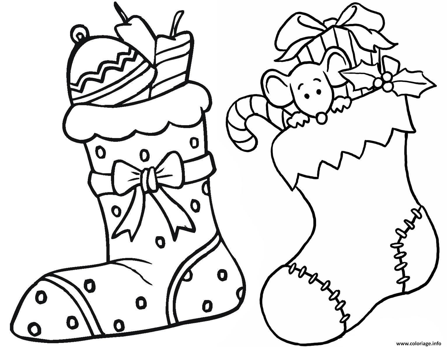 Coloriage hugo lescargot noel bas de noel dessin - Coloriage hugo ...