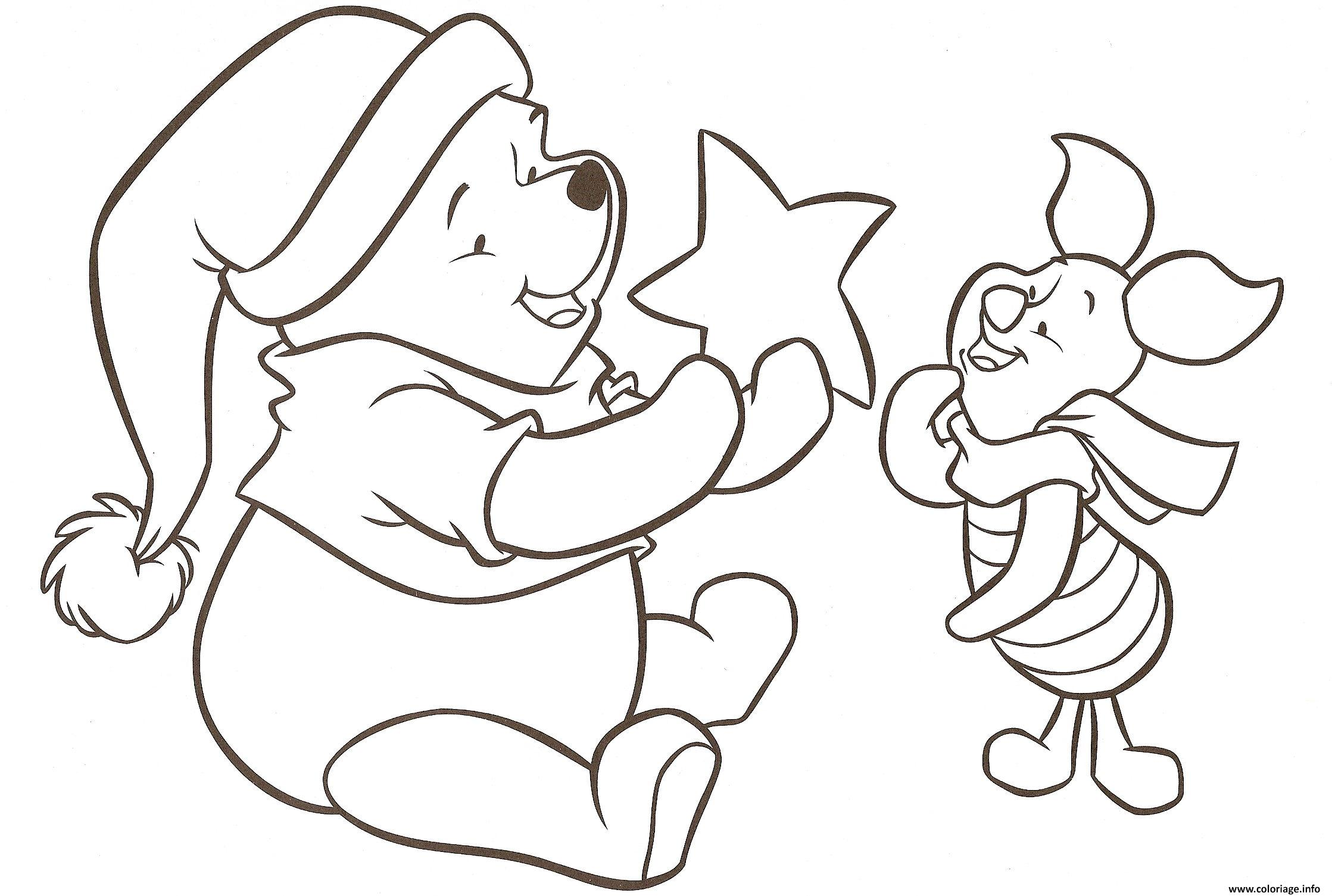 Coloriage winnie l ourson bebe facile - Coloriage d ourson a imprimer ...