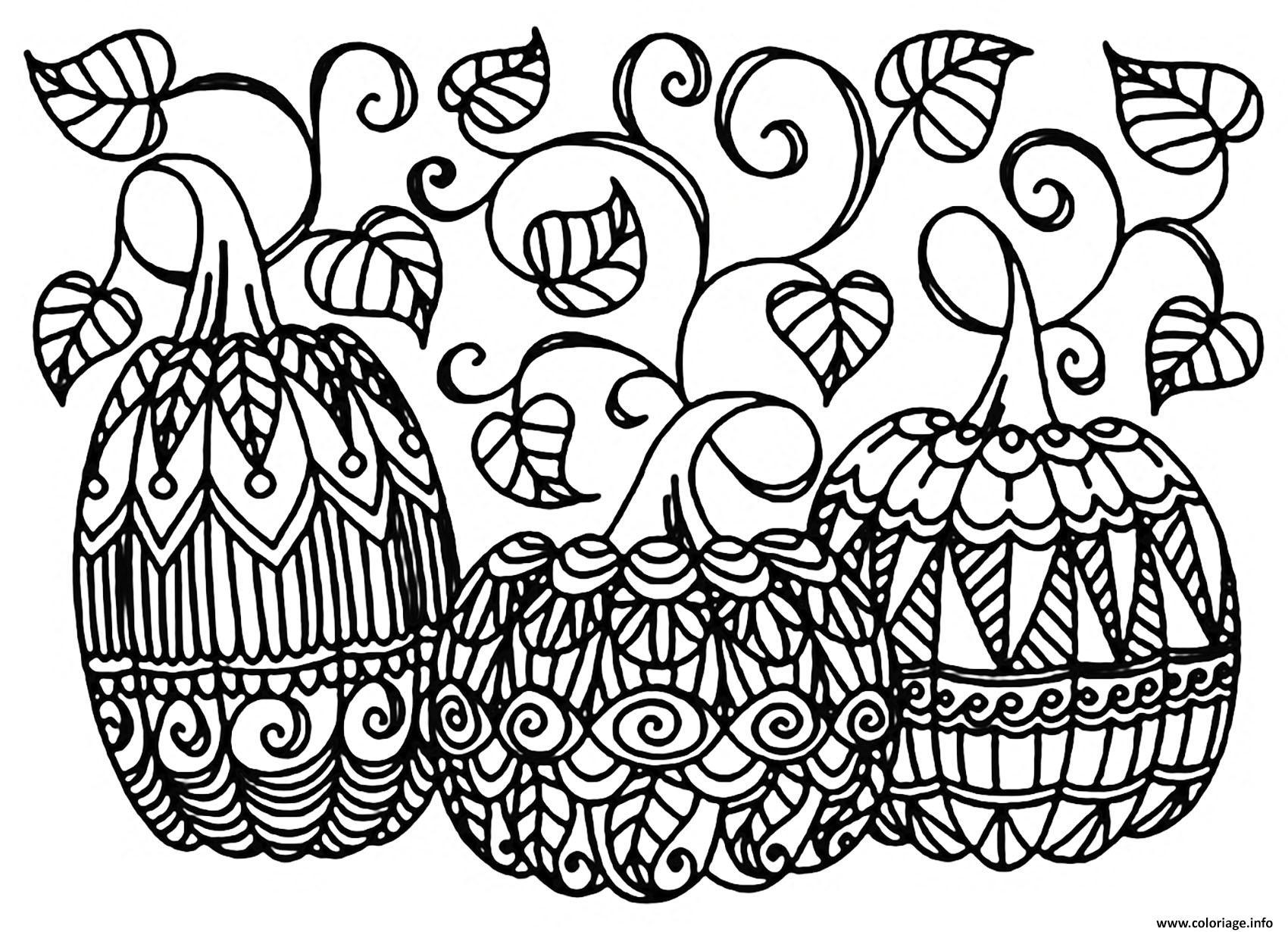 Inspirant Dessin Halloween Citrouille A Imprimer Gratuit