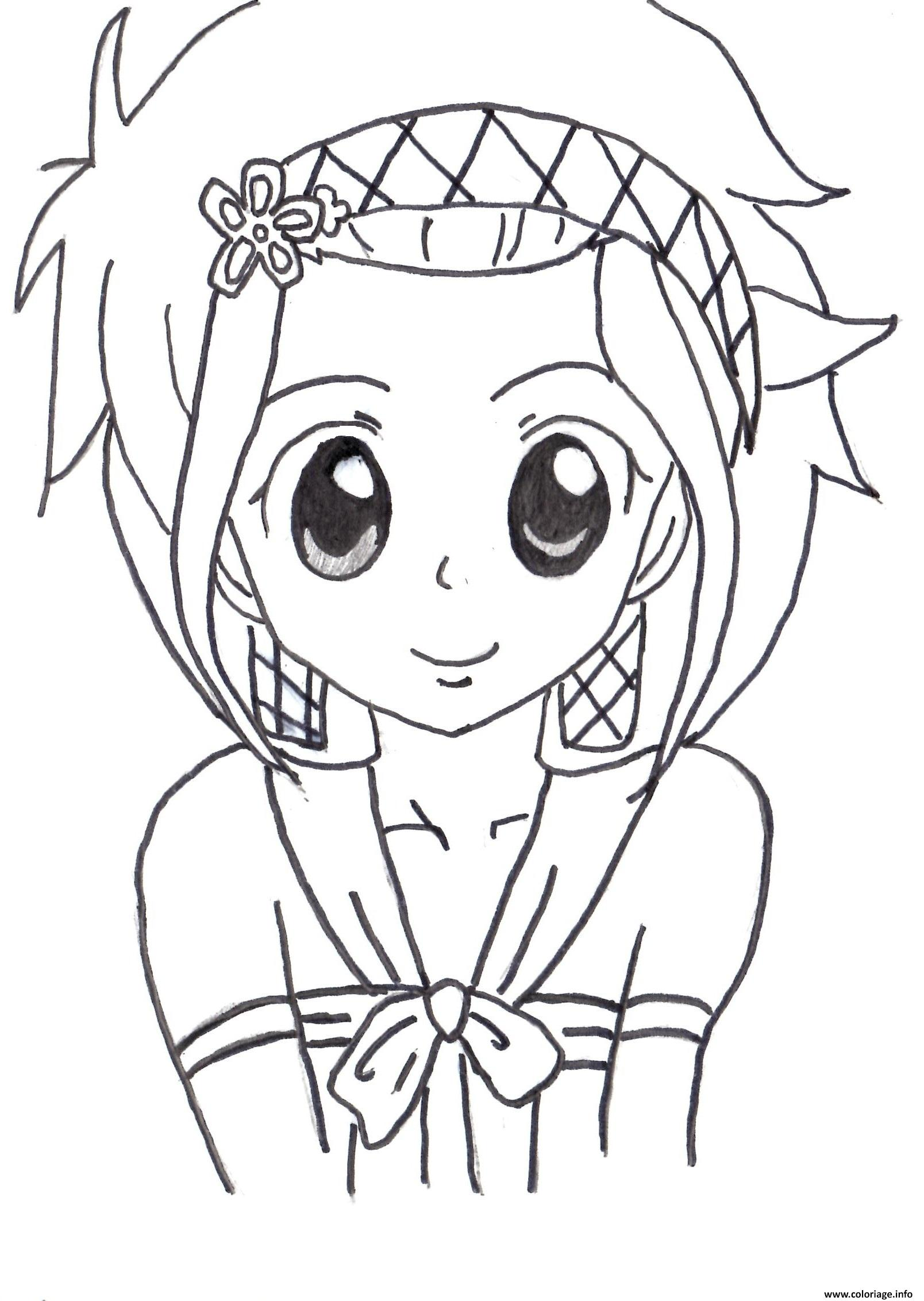 Dessin cute levy mcgarden fairy tail Coloriage Gratuit à Imprimer