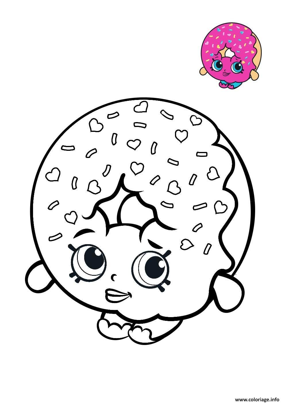 Coloriage shopkins beigne rose bonbon dessin - Dessins a colorier gratuit a imprimer ...