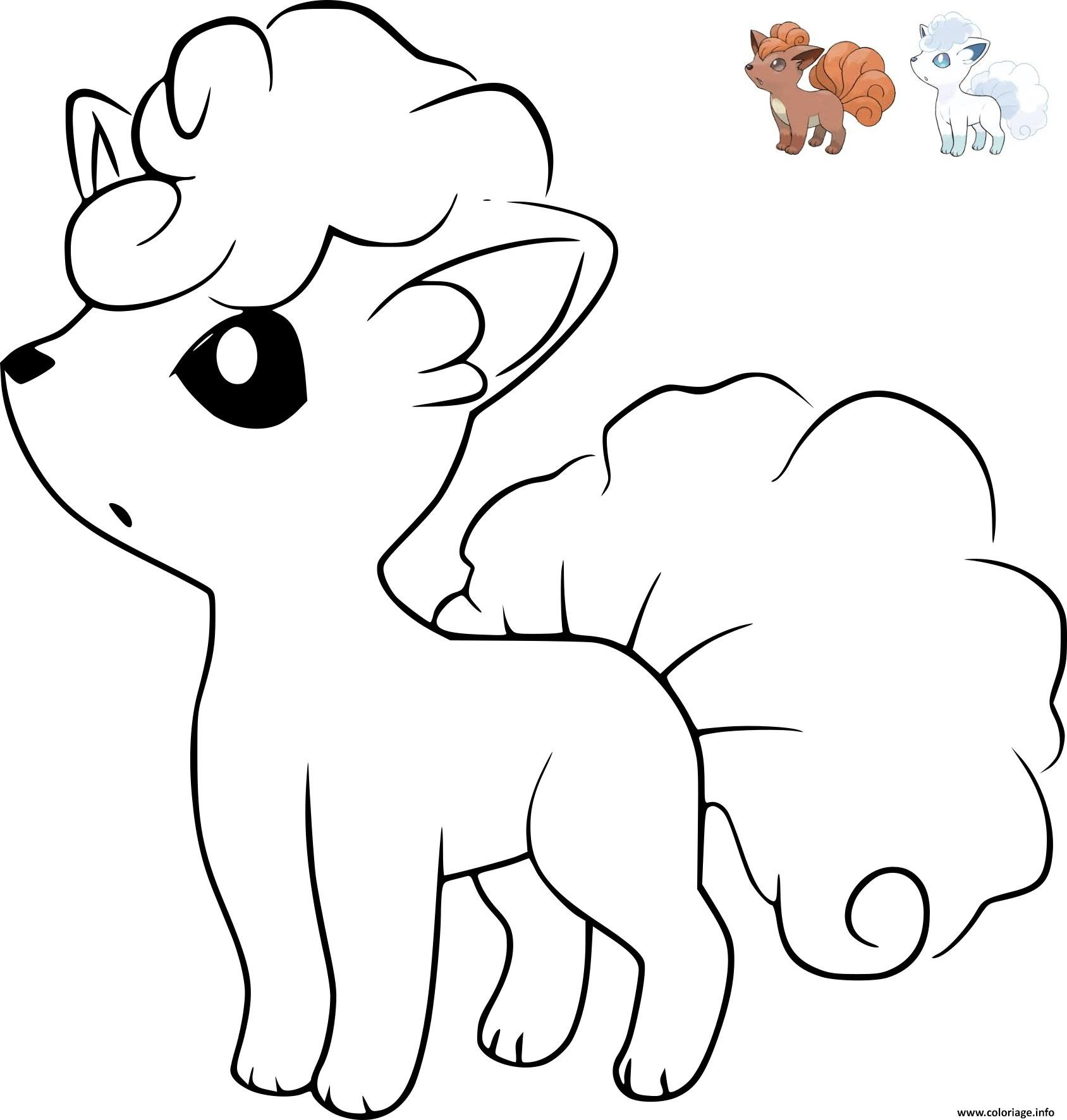 Coloriage pokemon alola goupix - Coloriage de pokemon a imprimer ...