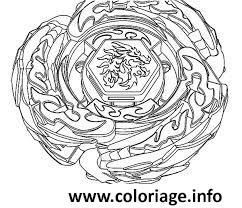 Coloriage Beyblade Burst Evolution Valtryek Pidorasiebanie