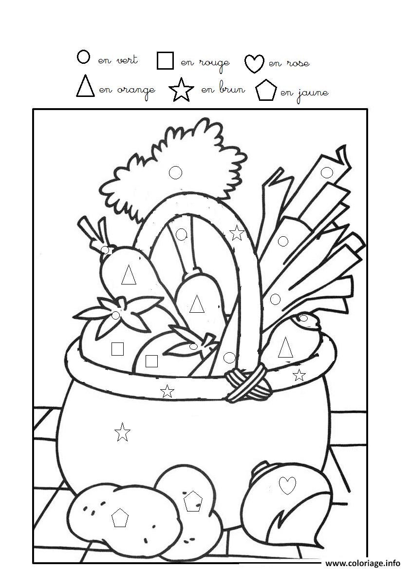 Dessin legumes alimentation manger sante Coloriage Gratuit à Imprimer