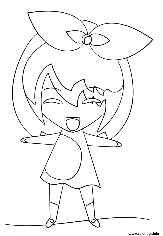 Coloriage girl manga kawaii kawaii - Coloriage kawaii a imprimer ...