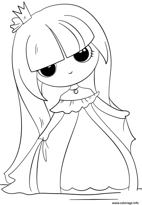 Dessin a imprimer fruit kawaii dessin de manga - Dessin princesse ...