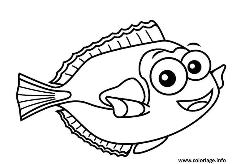 Coloriage poisson davril rigolo dessin - Dessin poisson d avril rigolo ...