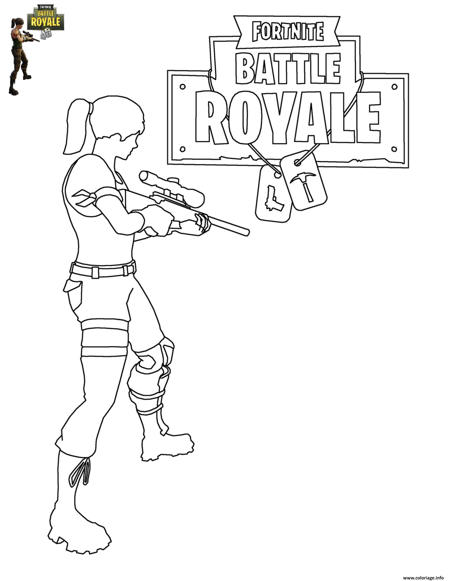 Coloriage A Imprimer Gratuit Fortnite.Coloriage Fortnite Dessin