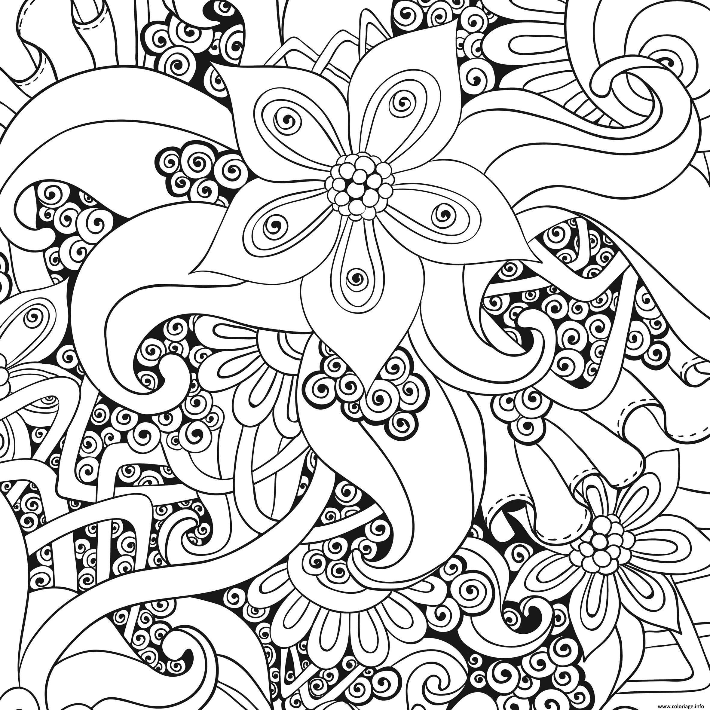 Coloriage Anti Stress Gifi.Coloriage Vase Sans Fleur Apanageet Com