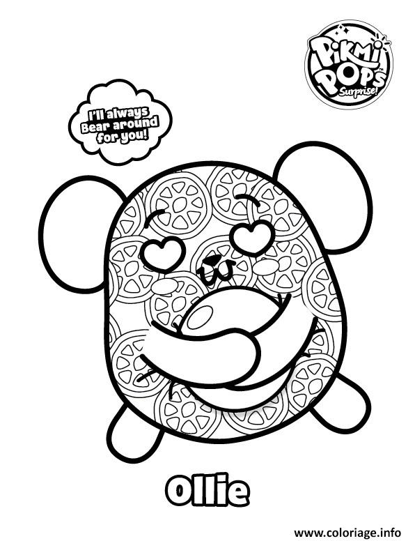Pikme Pops Coloring Page Quotes Of The Day