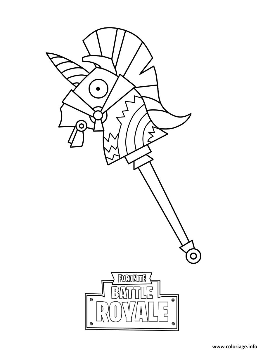 Coloriage Arme De Fortnite Des Skins Fortnite Gratuits Pour Les