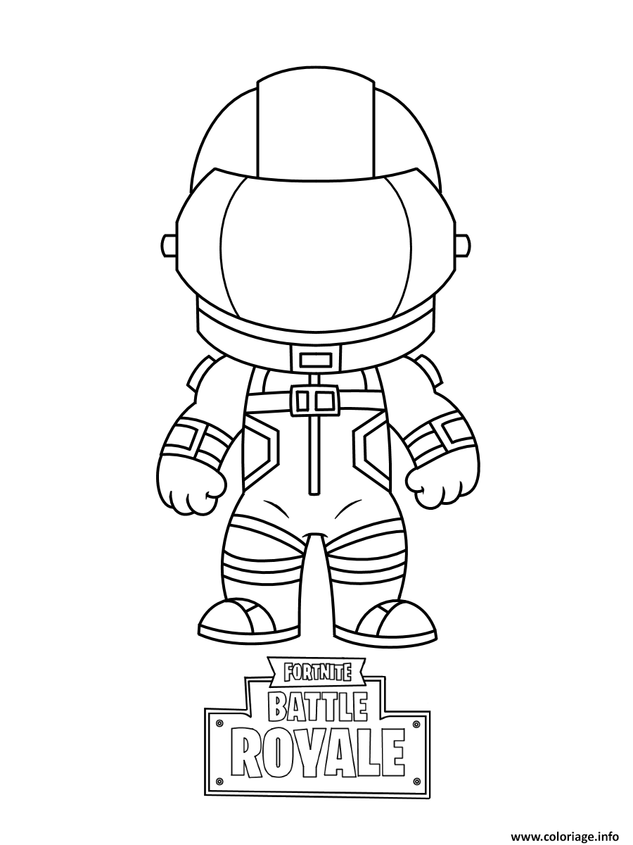 Coloriage Fortnite Mini.Coloriage Mini Fortnite Dark Vanguard Jecolorie Com