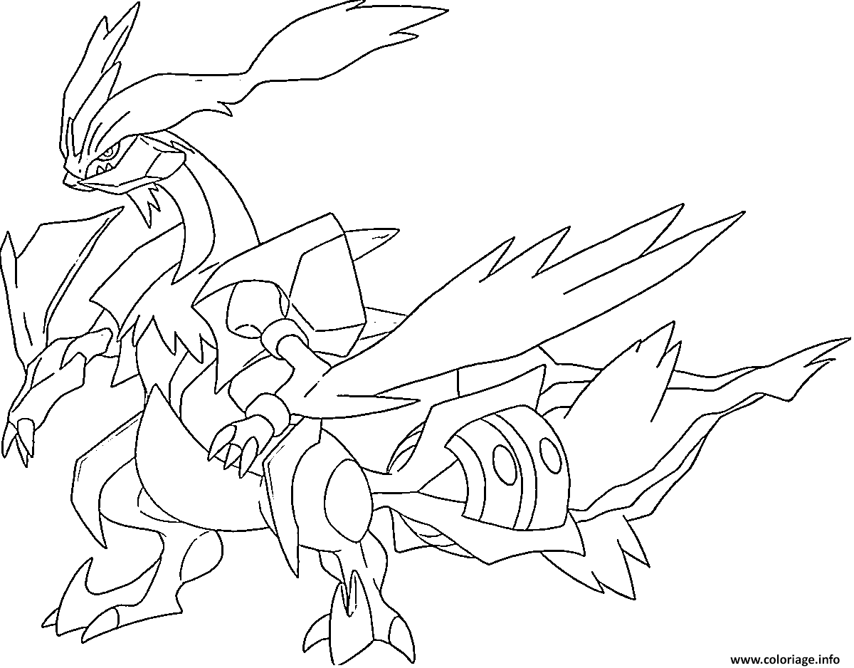 Hd Wallpapers Coloriage Imprimer Pokemon Kyurem Blanc Top Iphone