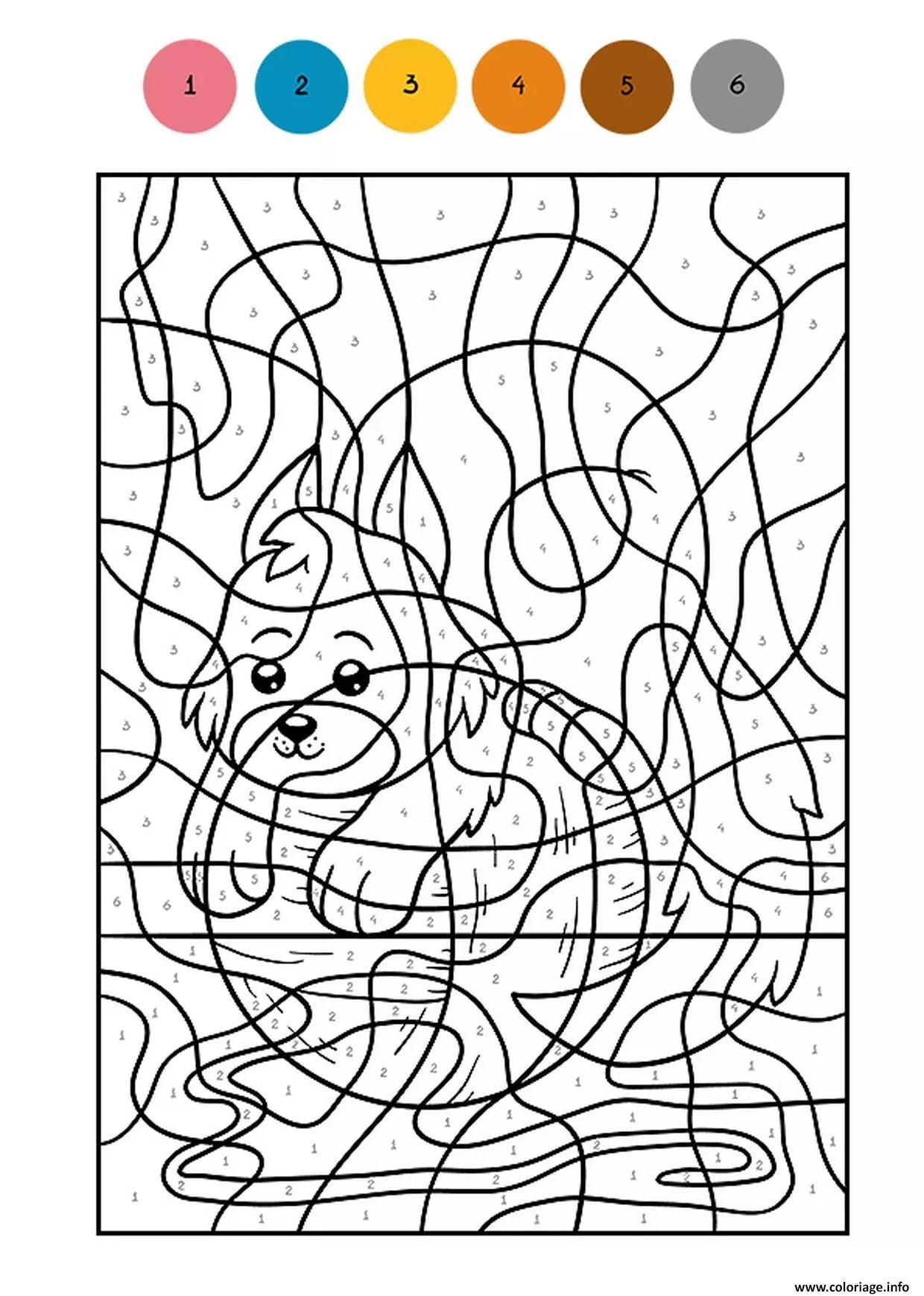 Coloriage Chat Magique Mignon Dessin Chat à imprimer