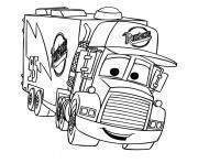 Coloriage cars imprimer gratuit sur - Jeu gratuit cars flash mcqueen ...