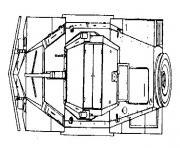 dessin voiture vue dessus dessin à colorier