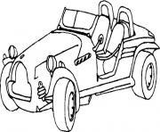 dessin voiture a imprimer dessin à colorier