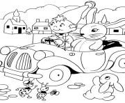 Coloriage Project 56 Delta Wing 2012 dessin