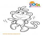 babouche danse dessin à colorier