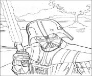 Coloriage star wars movie film dessin