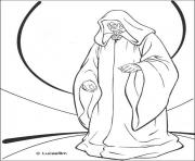Coloriage Strormtrooper star wars 7 dessin