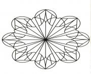 Coloriage mandalas to download for free 19