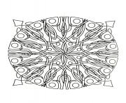 Coloriage mandalas to download for free 1
