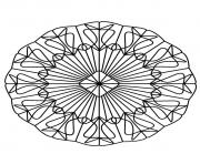 mandalas to download for free 20  dessin à colorier