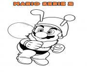 Coloriage Mario à Imprimer Gratuit Sur Coloriage Info