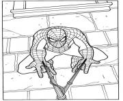 Coloriage spiderman 147
