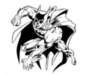 Coloriage batman 3