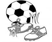 coupe du monde de la fifa 2010 dessin à colorier
