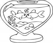 dessin saint valentin 145 dessin à colorier