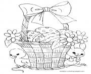 dessin paques 66 dessin à colorier