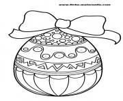 dessin paques 56 dessin à colorier