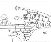 dessin bob le bricoleur 190 dessin à colorier