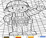 Coloriage dessin bob le bricoleur 74 dessin
