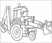 dessin bob le bricoleur 287 dessin à colorier