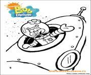 dessin bob leponge 187 dessin à colorier