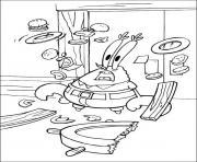 dessin bob leponge 246 dessin à colorier