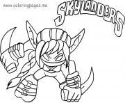 dessin skylanders 127 dessin à colorier