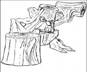 dessin skylanders 134 dessin à colorier
