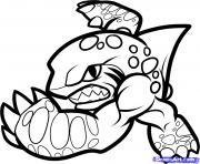 dessin skylanders 46 dessin à colorier