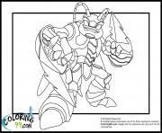 dessin skylanders 49 dessin à colorier