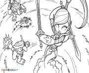 dessin skylanders 25 dessin à colorier