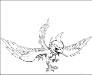 dessin skylanders 84 dessin à colorier
