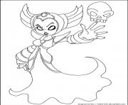 dessin skylanders 75 dessin à colorier