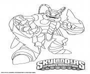 dessin skylanders 2 dessin à colorier