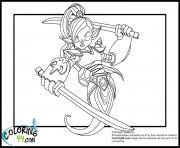 dessin skylanders 35 dessin à colorier